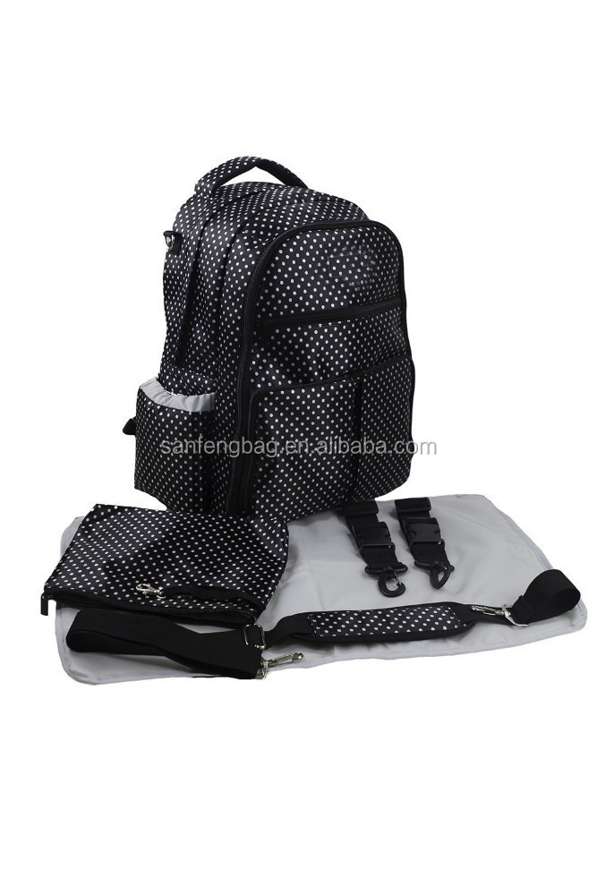 Baby Diaper Nappy Bag Backpack Mummy Bag