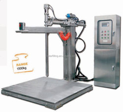 Petrochemical Co-ordinate pallet Filling Machine
