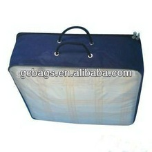 Good quality clear vinyl pvc zipper blanket bags