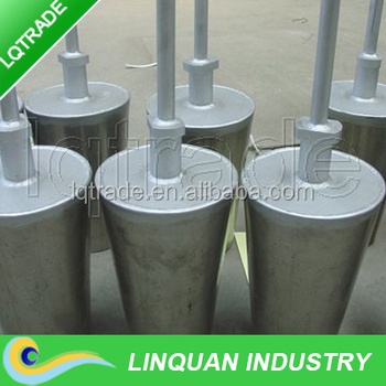 Argon blowing porous plug for ladle