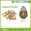High quality dong quai extract powder ,pure angelica root extract powder with free sample