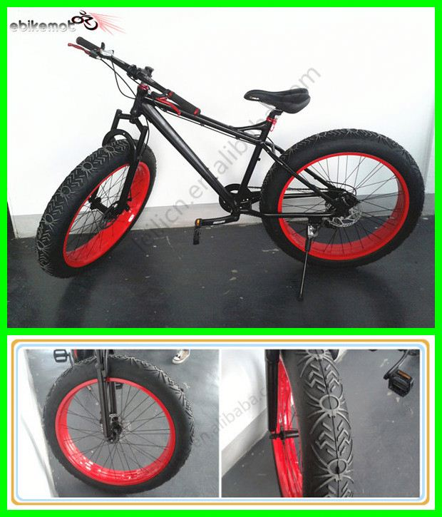 Fat Bike/Beach Cruiser,aluminum alloy frames for hub motor from China