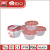 Takeaway Airtight Food grade meal box Plastic Container