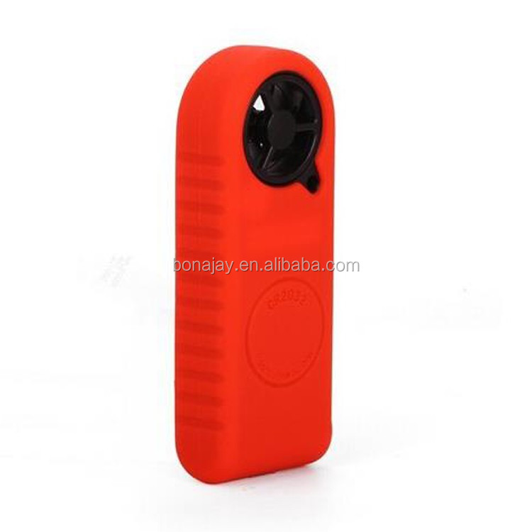HT-383 Wind Speed sensor Mini Handheld LCD Digital Anemometer air speed gauge flow meter tachometer anemometro digitale