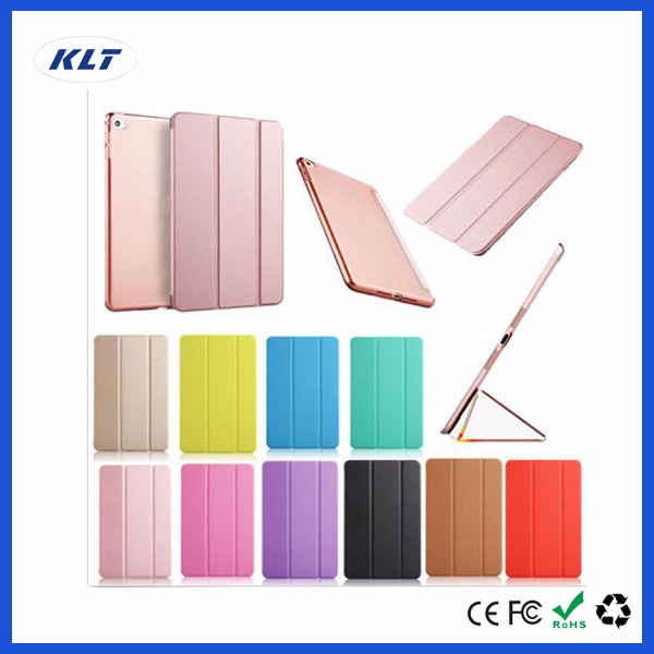 KLT Tablet Leather Case For iPad air1 air2 For iPad2 3 4 For ipad mini 1 2 3 4 For ipad pro 9.7 inch