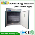 Full automatic china chicken egg incubator for sale