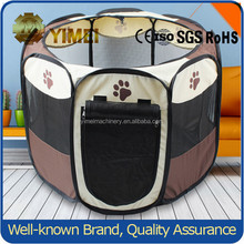 Portable for Easy Travel Dog Crate Pet Soft Crate Dog Travel Cage Pet products