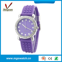 luscious rubber beautiful casual young lady new stylish wrist watch