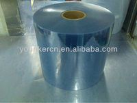 PVC transparent sheet plastic