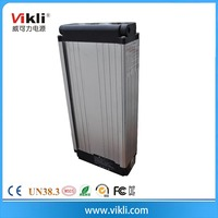36V 20AH lithium lifepo4 rechargeable battery for electric bike