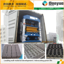 Eco BUILDING machine cinder block machine for sale road parking equipments