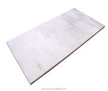 natural stone polished white marble tile factory produced white marble floor Tile for sale