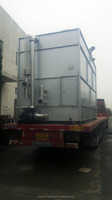 WUXI MASTER COOLING MSTHB-200-F CROSS FLOW CLOSED WATER COOLING TOWER