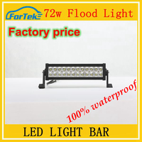 Cree led light bar 72W combo beam light bar for offroad car