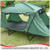 Multifunctional tents camping outdoor fishing bed chair, bed for camp