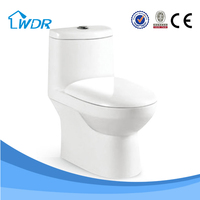 Sanitary ware new china products ceramic one piece toilet for sale