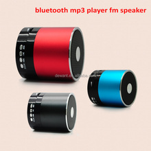 portable wireless bluetooth mini dab X-bass car speaker usb MP3 music TF card digit audio player amplifier speaker box with fm