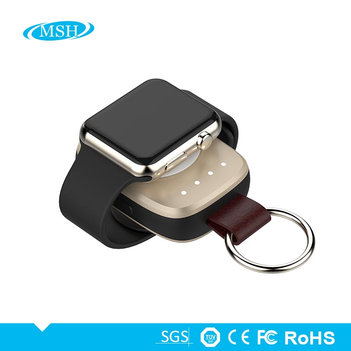 Hot selling Compact Portable Watch Power Bank 700mAh vs Power Bank 2600mah