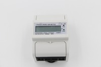 Single Phase DIN Rail Digital KWH Energy Power Meter