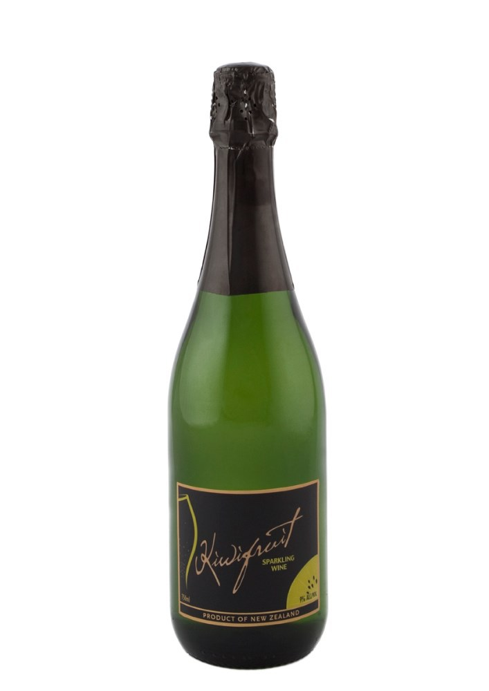 Kiwifruit Sparkling Wine, New Zealand