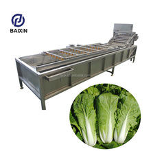 Ozone apple washing machine vegetable cleaning fruit washing cutting drying machine