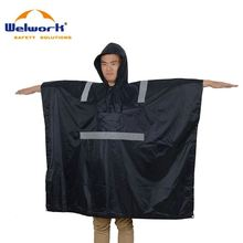 Cost Effective Comfortable poncho raincoat rain coat fashion for women