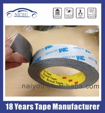 100% Original 3M 1600T Die cutting Double Sided PE Foam adhesive tape 1MM thickness Circle