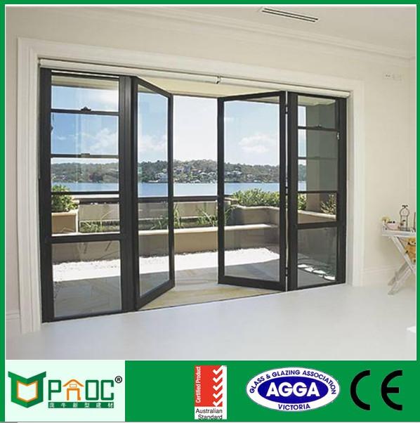 Hotest selling aluminum bathroom casement door buy for Double glazed door and frame