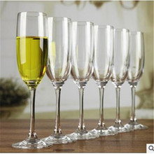 Cheap & beautiful long-stem wine cup, glass toasting champagne flutes glasses , crystal champagne flutes
