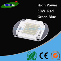 7 Years Verified Supplier 50W Red Green Blue High Power LED Chip