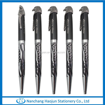 Carving High End Metal Animal Pen