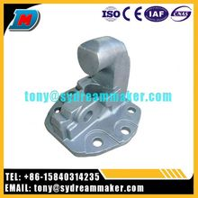 Factory prices investment casting parts stainless steel earring parts golden supplier