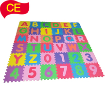 Eva Interlocking Foam Puzzle Floor Baby Play Mat