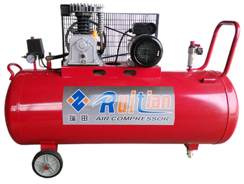 200L 5hp 2080 Italy style air compressor machinery