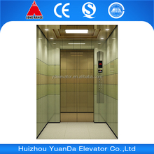Cozy and smooth medical person passenger elevator for hospital