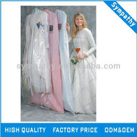 High Quality Nice Design PVC Suit Cover for weeding dress