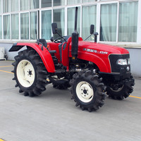china brand new 45hp 4wd small tractor