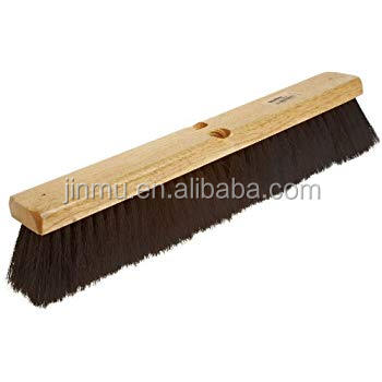 Factory hot sales Eco-Friendly wood long handle brush cleaning
