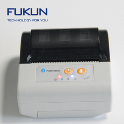 FK-PC201-D newly cheap android bluetooth thermal Printer/ portable mini mobile Printer/ 58mm receipt pos printer