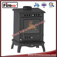 New design and function cast iron stove