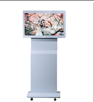 "55"" Floor Stand PC All In One Touch"