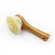 High quality wooden cleaning scrub kitchen <strong>brush</strong> for Vegetable