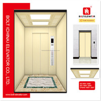 Cheap VVVF and full-collective residentail passenger electric elevator