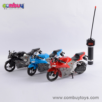 New arrival remote control 2 channel 1:18 small toy motorcycles
