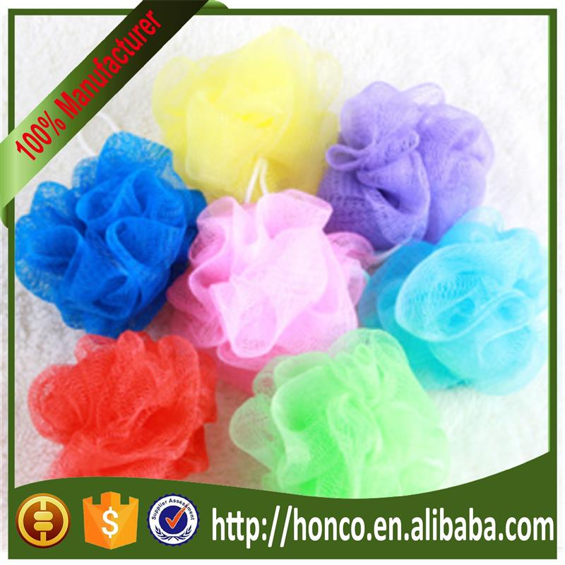 cheapest bath mesh sponge for body