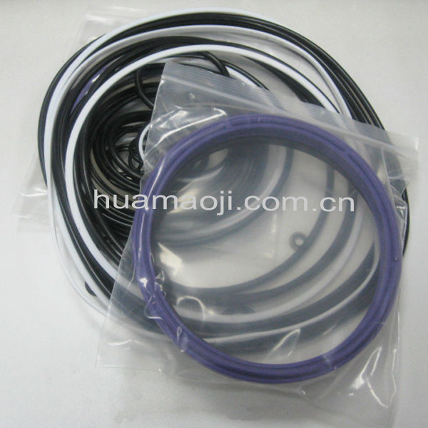 Excavator Boom Arm Bucket cylinder seal kit parts for ZE205E hydraulic cylinder