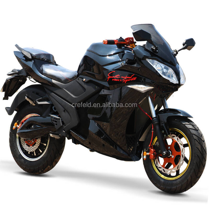 3000w electric trials motorcycle D3 Nirvana Long Range Electric Motorbike With ECO Power