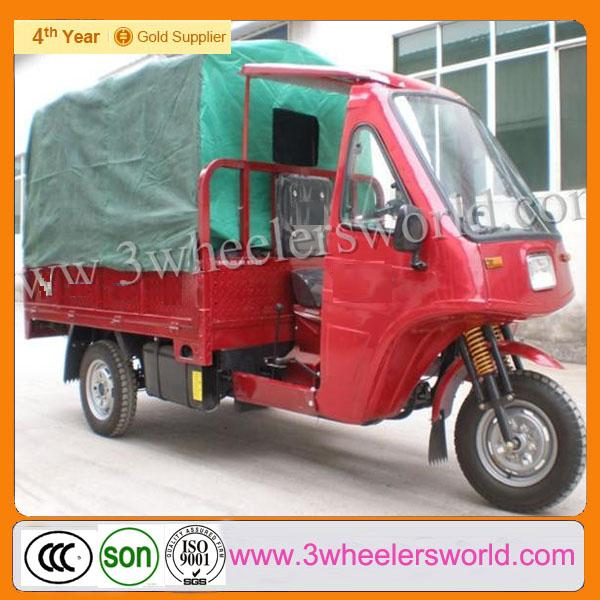 Chongqing Manufacture Cheap Adult Passenger Three Wheel Motorized Motorcycle for Sale
