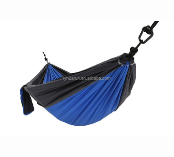 200*300cm nylon taffeta 210t hammock camping - sizes single double