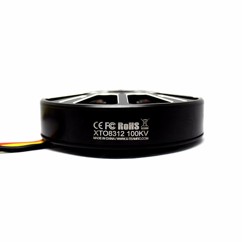 X-Team XTO-8312 100KV Rc Multirotor Quadcopter Outrunner Brushless RC Motor,Multirotor Motor